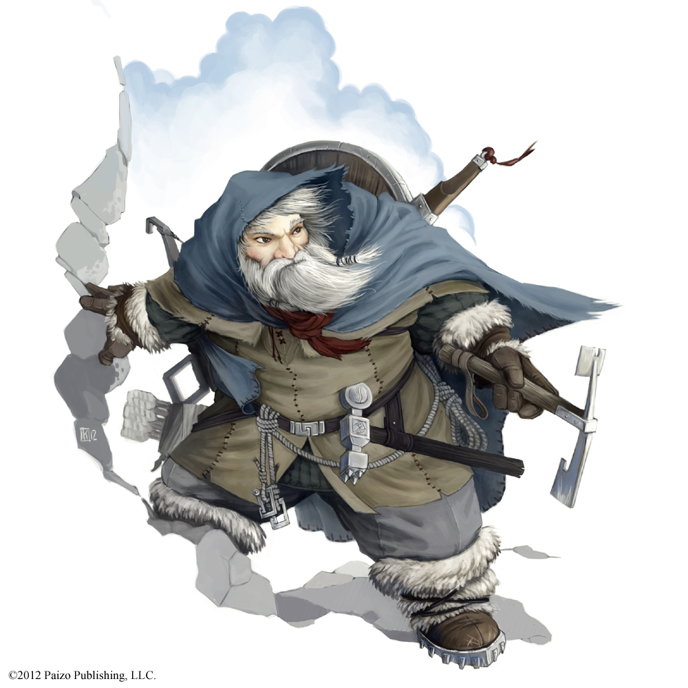 goblin punch a few more words on dwarven culture