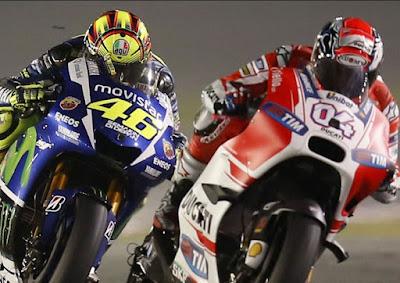 Jadi Pembalap Terpopuler di MotoGP, Ini Pandangan Dovi Tentang Rossi