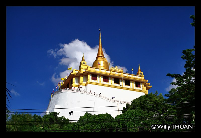 Wat Saket - The Golden Mount - Bangkok Blog