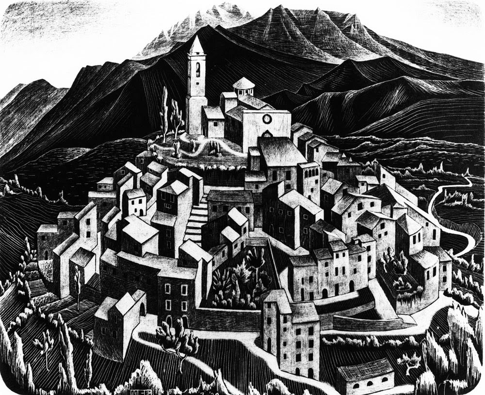 M.C. Escher — Life and Work