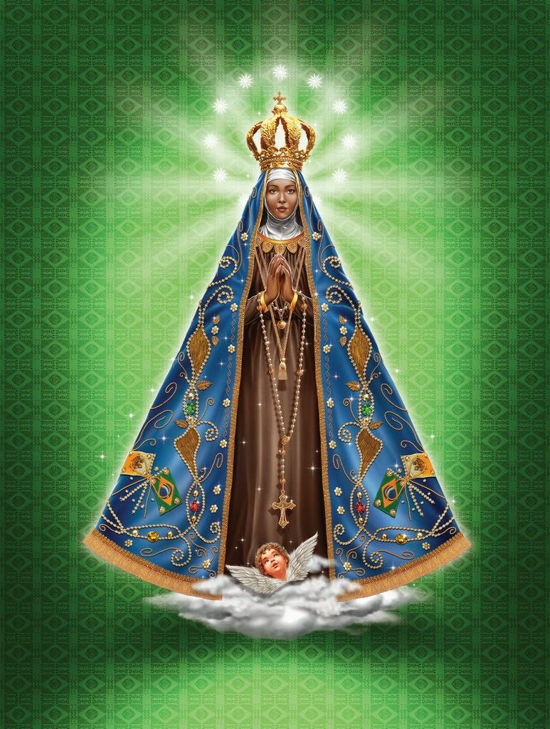 UMBANDA EM PAZ Nossa Mãe Maria na Umbanda Sagrada