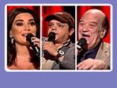 برنامج نجم الكوميديا مع هنيدى و حسن وسيرين الجمعة 29-4-2016