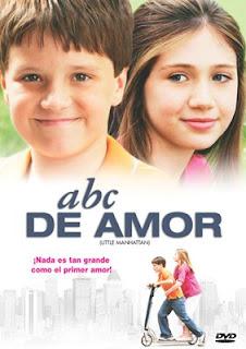 Ver online:ABC de amor (Pequeño Manhattan / Little Manhattan) 2005