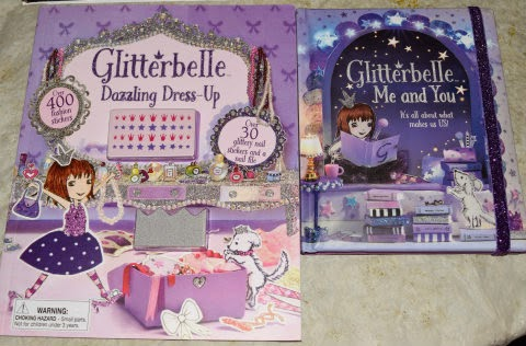 glitterbelle books collage 2