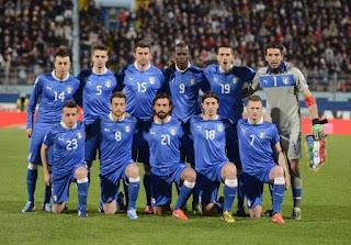 Skuad Italia Piala Konfederasi 2013