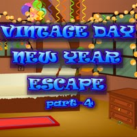 BigEscapeGames Vintage Day New Year Escape-4