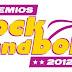 Categorías y Nominados a Los Premios RockAndBol 2012.
