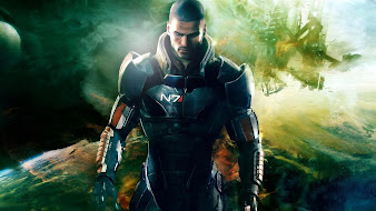 #7 Mass Effect Wallpaper
