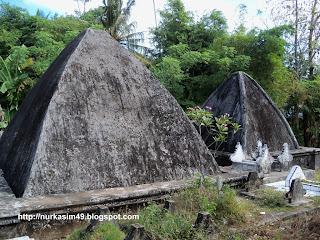 Makam raja-raja Sanrobone