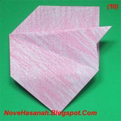 origami yang mudah untuk anak SD
