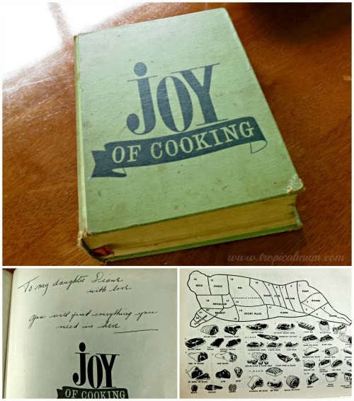 The Joy of Cooking - passed down through the generations