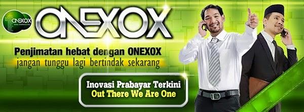 Penjimatan Hebat dengan ONEXOX