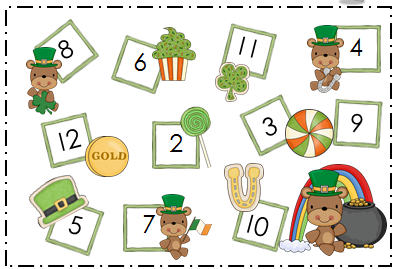 http://www.teacherspayteachers.com/Product/St-Patricks-Day-Math-Mat-Roll-and-Cover-or-Color-Game-Addition-537912
