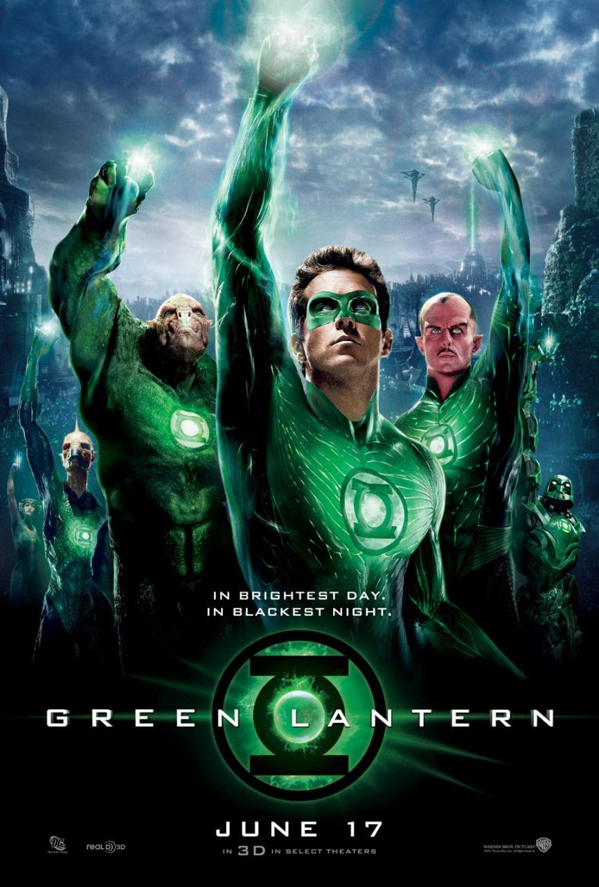 green lantern teaser trailer