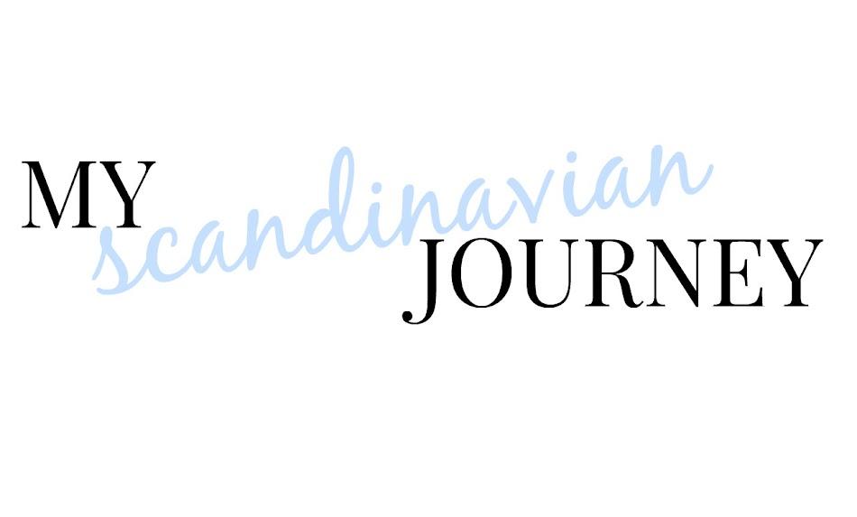 MY SCANDINAVIAN JOURNEY