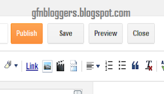 Basic Layout for a Blog Post
