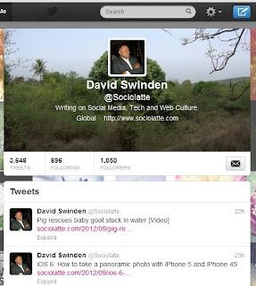 Sociolatte header Image on Twitter