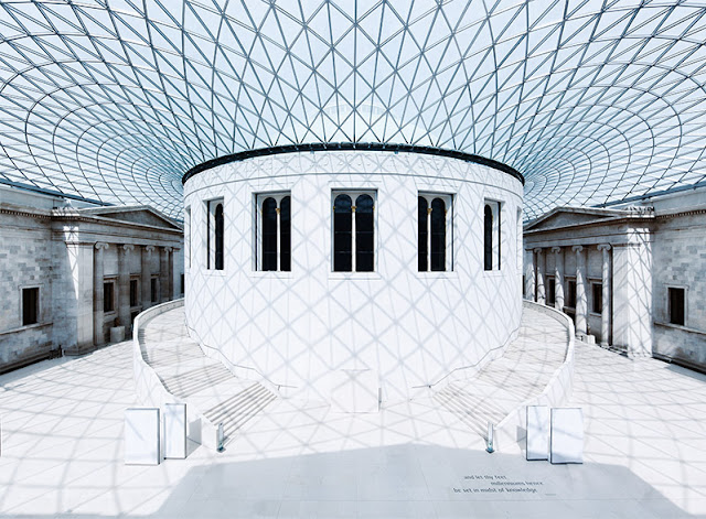 norman foster british museum