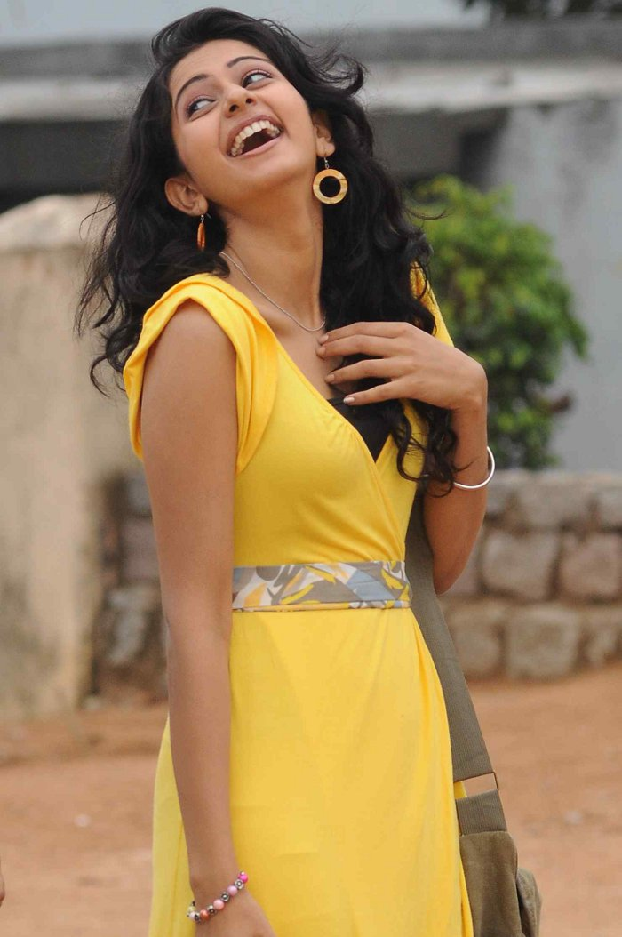 Rakul Preet Singh Telugu Actress in Keratam Movie Stills