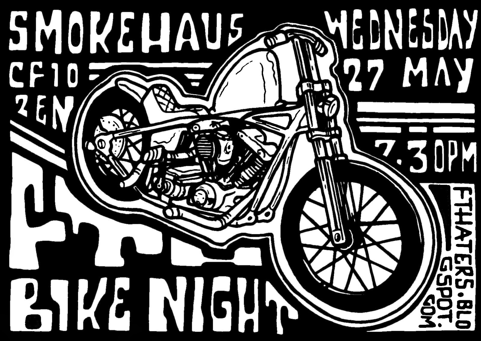 May Bike Night