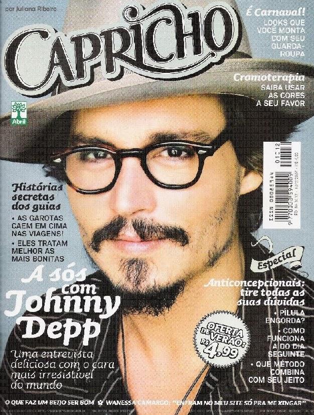 Well-known Revista teen: REVISTA CAPRICHO - FEVEREIRO 2007 ed.1012 NM27