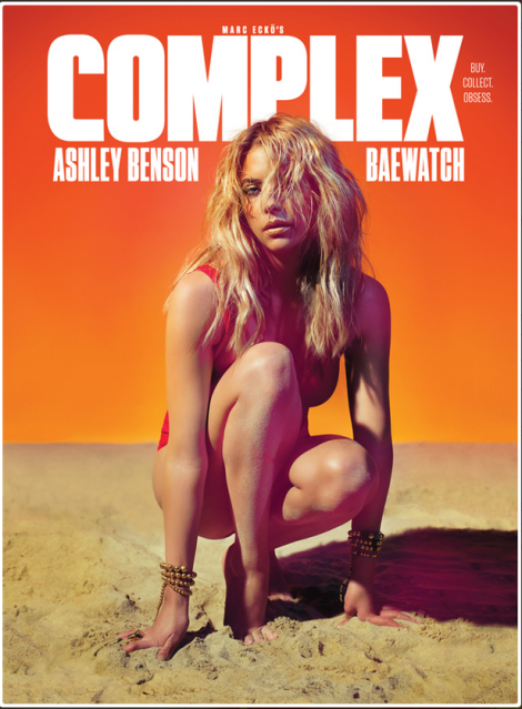 Ashley Benson by Zoe McConnell for Complex