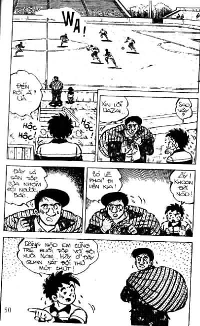 Jindodinho - Đường Dẫn Đến Khung Thành III Tập 26 page 50 Congtruyen24h