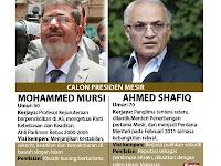 Video Detik pengumuman keputusan Presiden Mesir.