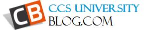 ccsuniversity, ccs result,chaudhary charan singh university | CCSUniversityBlog