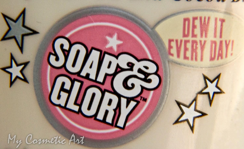 Probando un poquito Soap&Glory