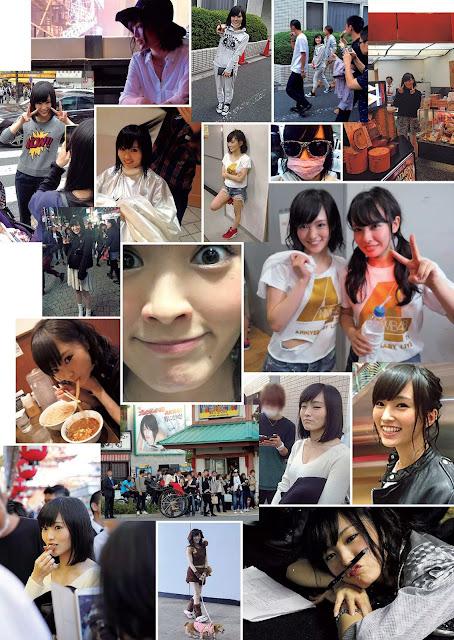 山本彩 Yamamoto Sayaka Weekly Playboy 2016 No 3-4 Pictures 3