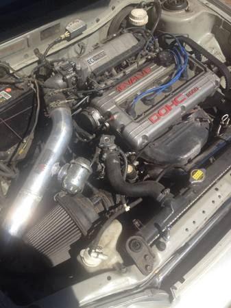 mitsubishi mirage 1996 engine