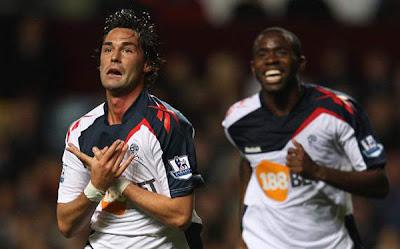 Aston Villa 0 - 2 Bolton Wanderers (2)