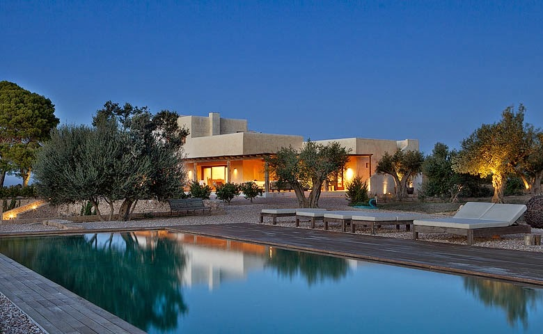 rental house in formentera
