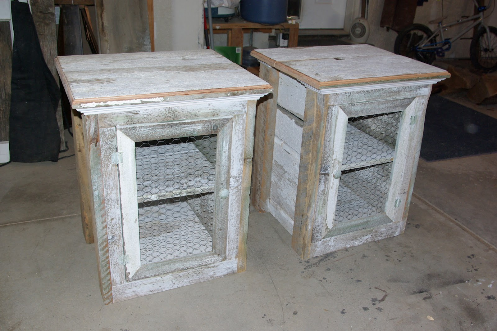 Reclaimed Rustics Rustic Nightstands