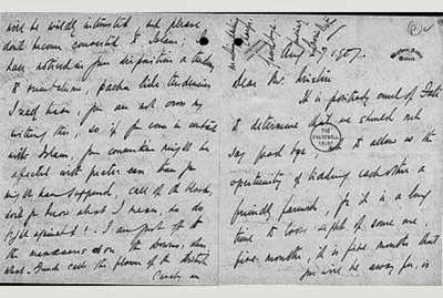 Surat Tangan Winston Churchill