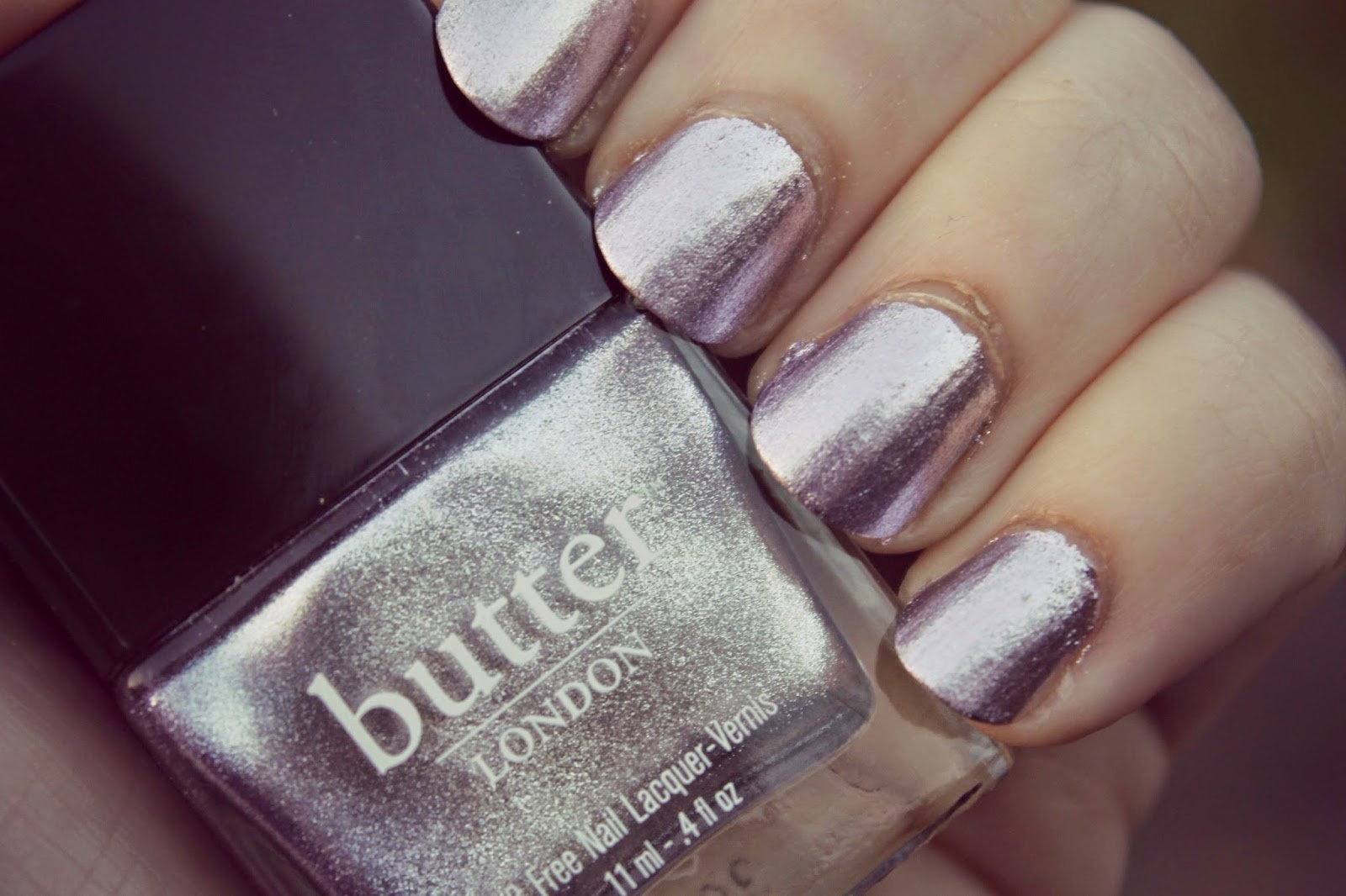 Nail Polish Swatch - Butter London's Lillibet's Jubilee