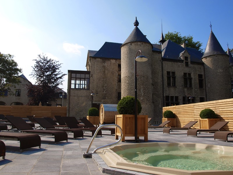 Hotspot | Extreme Relaxation at Thermae Boetfort Hotspots, Must Visit, Hotel, Beauty, Wellness, Brussel, Bruxelles, Brussels, Spa, Sauna, Jacuzzi, Bath, Massage, Restaurant, Trip, Weekend, Castle, Kasteel,