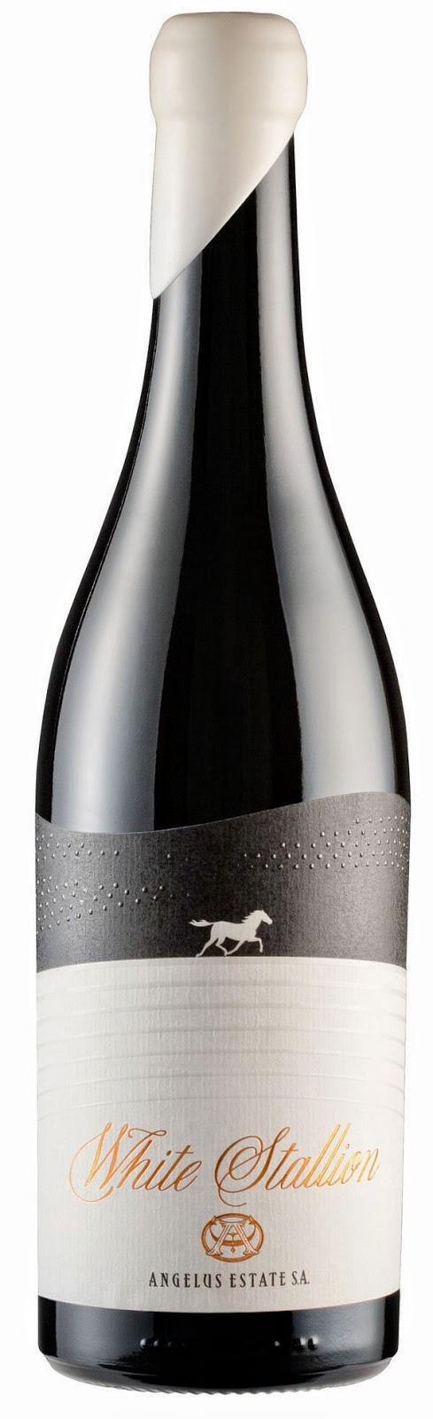 packaging naming bulgaria bianco cavallo labelling marketing azienda vinicola design