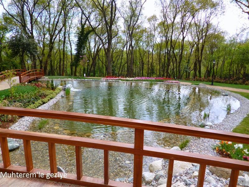 Emirgan Biyolojik Gölet