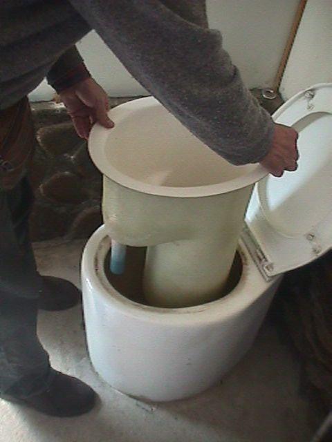 Inodoro Para Baño Seco:Sanitarios Verdes: ¿Que es un Sanitario Verde?