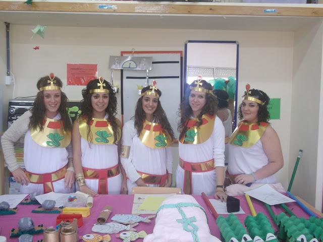 Decoracion Egipcia Antigua ~ CICLO FORMATIVO EDUCACI?N INFANTIL PROYECTO EGIPTO