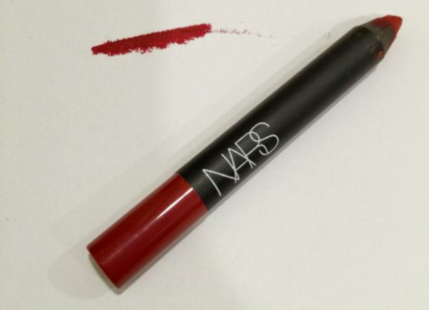 NARS Cruella: Best Red for Fair Skin?