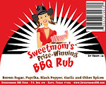 Sweet Mom's BBQ RUBS
