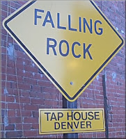 Falling Rock Tap House - Denver