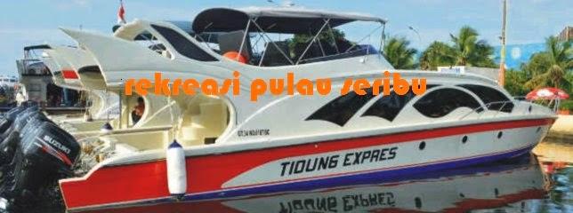 Tranportasi Pulau Seribu