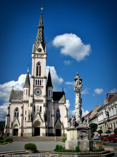 Jézus Szíve-plébániatemplom, Kőszeg, Magyarország