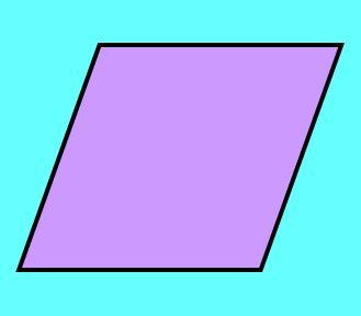 Learning Ideas - Grades K-8: Geometry - What is a Rhombus?