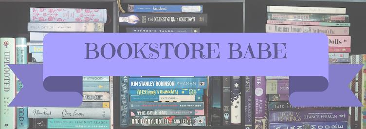 Book-Slingin' Mega Babe