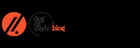 Örgüt Çaylı | Imagineer | Blog